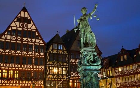 frankfurt fontein