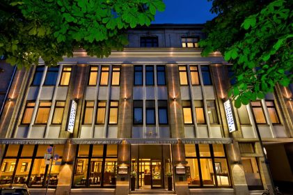 Flemings Hotel Frankfurt Hamburger Allee