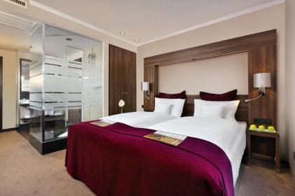 Flemings Hotel Frankfurt Main Riverside