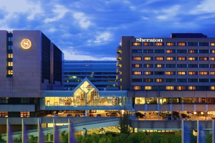 Sheraton Frankfurt Airport Hotel Conference Center